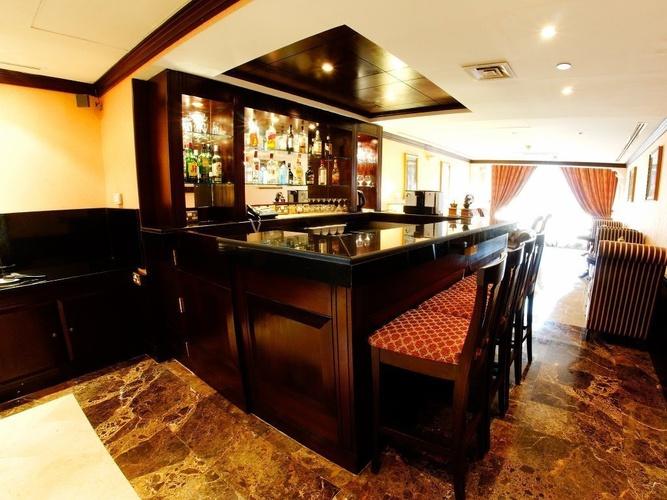 استراحة كبار الشخصيات فندق اريبيان كورتيارد فندق وسبا بر دبي