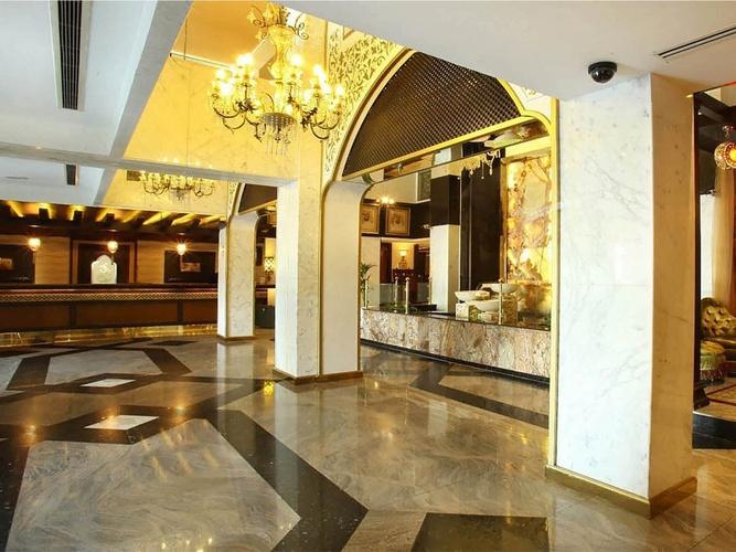 ردهة فندق اريبيان كورتيارد فندق وسبا بر دبي