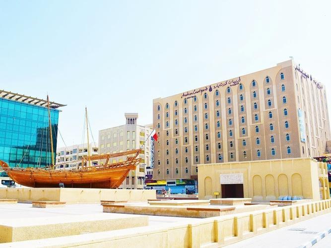 خارجي فندق اريبيان كورتيارد فندق وسبا بر دبي