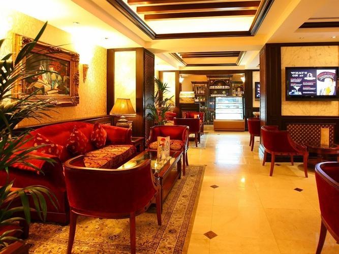 استراحة أهلًا فندق اريبيان كورتيارد فندق وسبا بر دبي