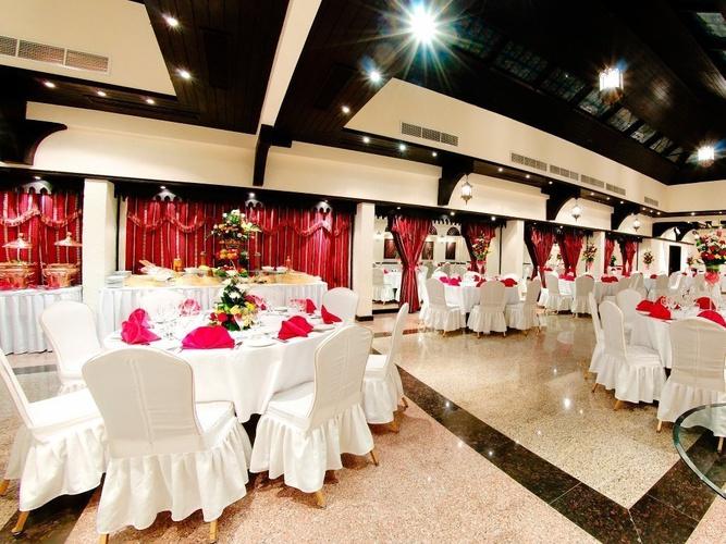 قاعة اجتماعات فندق اريبيان كورتيارد فندق وسبا بر دبي